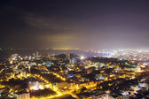 Vista de noche de pattaya — Foto de Stock