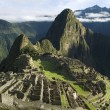 Typical view of Machu Picchu, Peru — Stock Photo #8446486