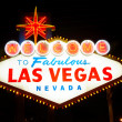Welcome to Fabulous Las Vegas — Stock Photo #8447292