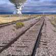 Stock Photo: Very Large Array