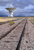 Very Large Array — Stock Photo