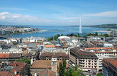 General view of Geneva — Stock Photo