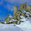 Stock Photo: Rocccalascio abruzzo Italy Europe