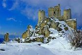 Rocca calascio abruzzo Italy Europe — Stock Photo