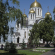 Church of St. George in Samara, Russia — Stock Photo