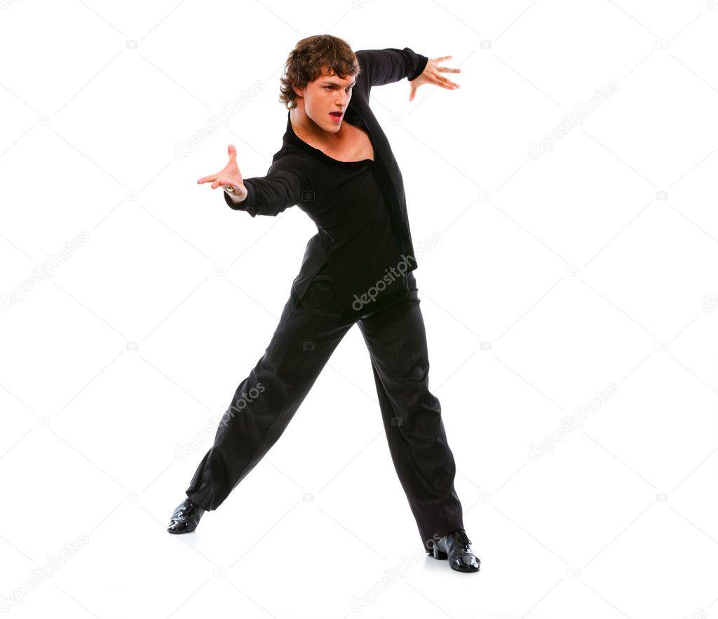 Male Latin Dancer 2