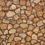 Orange rock texture background — Stock Photo #8655286