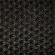 Black grunge fabric texture background — Stock Photo