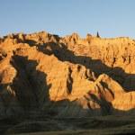Badlands, South Dakota. — Stock Photo #9225026