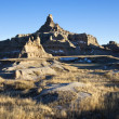Stock Photo: Badlands, South Dakota.