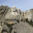 拉什莫尔山纪念碑 — 图库照片