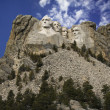 Stock Photo: Mount Rushmore sculpture.