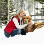 狗和女人配对图片集锦