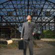 Young Confident Businessman - Stockfoto