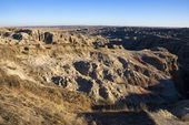 Badlands, South Dakota. — Stock Photo