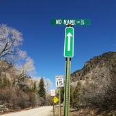 いくつかの道路標識. — ストック写真