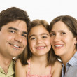 Happy family. — Stock Photo #9249339