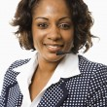 Portrait of businesswoman. — Stock Photo