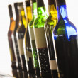 Wine Bottles — Stock Photo #9255557