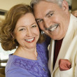 Mature couple portrait. — Stock Photo #9257871