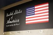 USA display. — Foto Stock