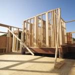 New construction. — Stock Photo
