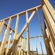 Construction frames. - Stock Photo