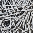 Pile of nails. — Stock Photo