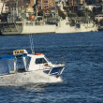Water taxi, Australia. — Stock Photo #9278061