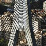 Anzac Bridge, Australia. — Stock Photo