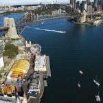 Sydney aerial, Australia. — Stock Photo