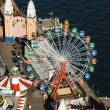 Amusement park. - Foto Stock