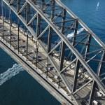 Sydney Harbour Bridge. — Stock Photo