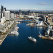 Darling Harbour, Sydney. — Stockfoto #9278238