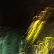 Blurred abstract lights. — Stock Photo