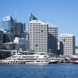 Darling Harbour, Sydney. - Stock Photo