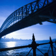 Sydney Harbour Bridge. — Stock Photo