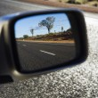 Road travel Australia - Stock Photo
