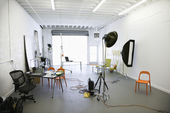 Photography studio. — Stock Photo