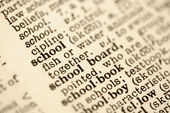 School defined. — Stock Photo