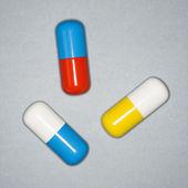 Pilules médicales. — Photo