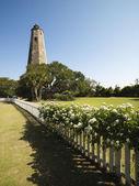 Bald Head Lighthouse. — Stock Photo