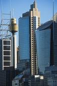 Sydney, Australia buildings. — Stock Photo