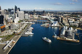 Darling Harbour, Sydney. — Stock Photo