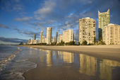 Surfers Paradise, Australia. — Stock Photo