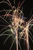 Fireworks exploding. — Stock Photo