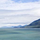 Mountains and sea. — Stock Photo