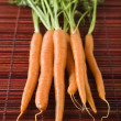Carrot still life. — Stock Photo