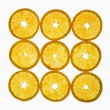 Royalty-Free Stock Photo: Orange slices.