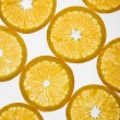 Citrus slices. — Stock fotografie